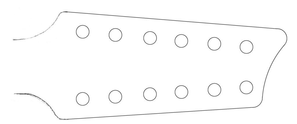 Headstock Design 1