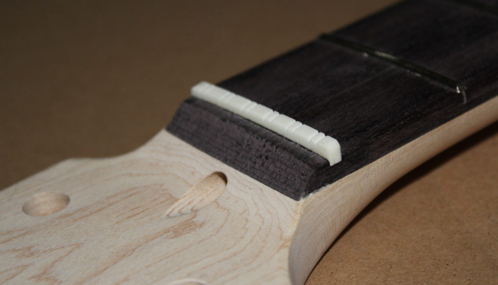 Poplar Laminate Fretboard